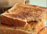 How to toast bread for the perfect sandwich.