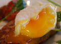 How to make a perfect poached egg.