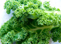 How to easily remove tough stems from kale.