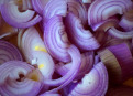 How to get rid of onion sulfates from raw onion.