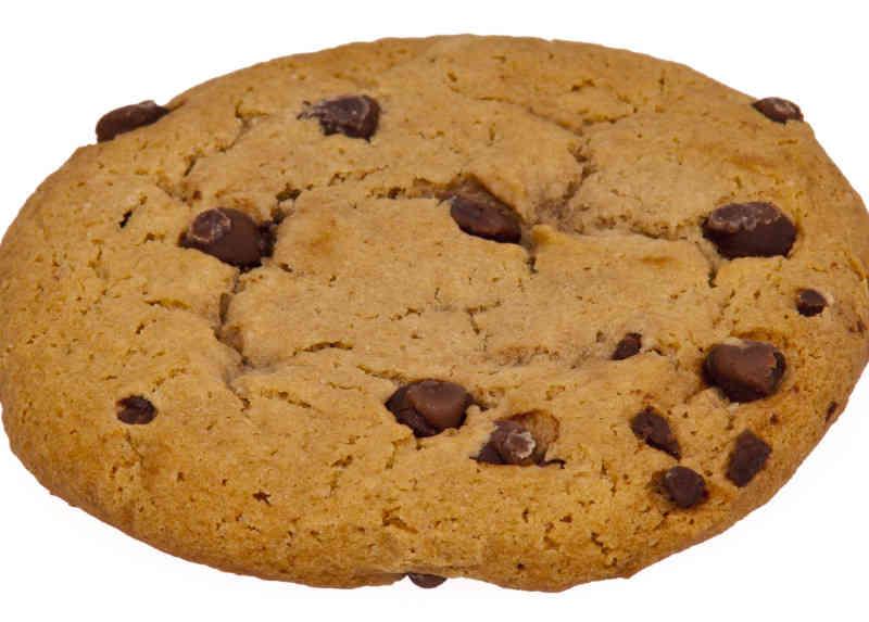 Cookies · chocolate chip | 492 calories